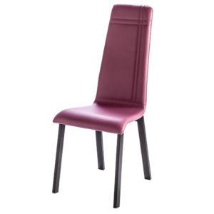 Chaise coque tissu au choix, pietement au choix – Lelièvre – IZO