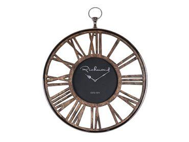 ZOOM sur les horloges design de la marque Richmond Interiors*