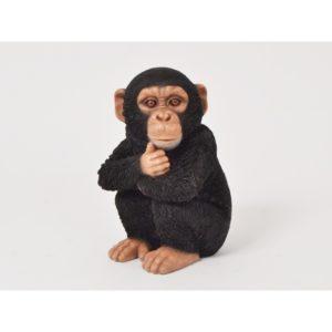 statue petit singe