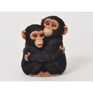 statuette singes