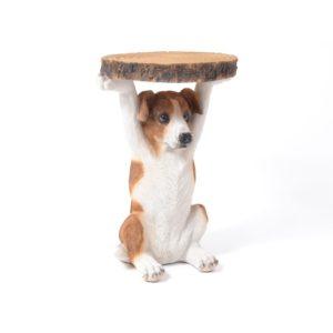 bout de canape table appoint table de chevet chien