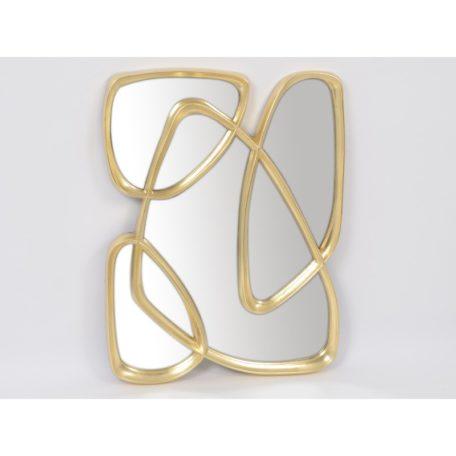 Miroir design original or doré