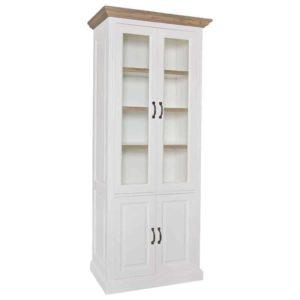 meuble bois blanc