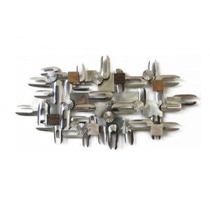 deco moderne bois métal