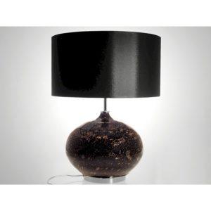 lampe moderne verre souffle artisanale