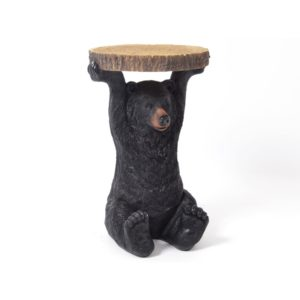 Bout de canapé ours de la collection FUN