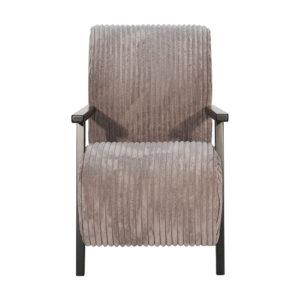 fauteuil confort velours